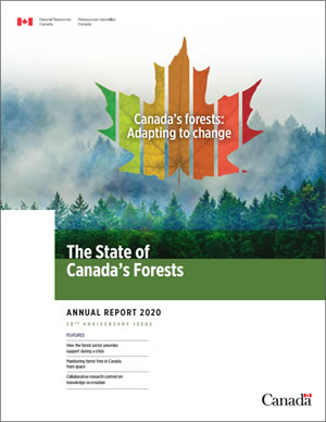 The State of Canada's Forests: Annual Report 2020