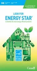 ECOENERGY - LOOK FOR ENERGY STAR TO IDENTIFY THE MOST ENERGY EFFICIENT PRODUCTS (MAX 20)