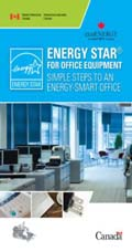 ECOENERGY ENERGY STAR FOR OFFICE EQUIPMENT SIMPLE STEPS TO AN ENERGY SMART OFFICE (MAX 50)