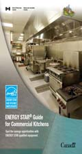 ENERGY STAR GUIDE FOR COMMERCIAL KITCHENS (MAX 50) SPOT THE SAVINGS OPPORTUNITIES WITH ENERGY STAR QUALIFIED EQUIPMENT
