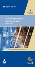 CANADIAN CEMENT INDUSTRY ENERGY BENCHMARKING SUMMARY REPORT (MAX 50)