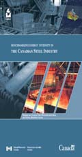 CIPEC -STEEL BENCHMARKING ENERGY INTENSITY IN THE CANADIAN STEEL INDUSTRY (MAX 25)