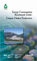 ENERGY CONSUMPTION BENCHMARK GUIDE: CEMENT CLINKER PRODUCTION (MAX 25)