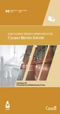 GUIDE TO ENERGY EFFICIENCY OPPORTUNITIES IN THE CANADIAN BREWING INDUSTRY