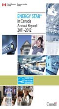 ENERGY STAR® IN CANADA ANNUAL REPORT 2011-2012
