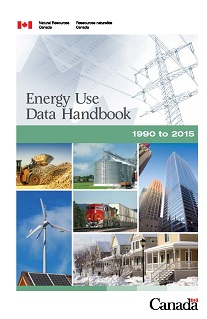 ENERGY USE DATA HANDBOOK, 1990 TO 2015