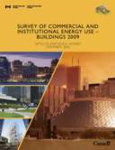 SURVEY OF COMMERCIAL AND INSTITUTIONAL ENERGY USE (SCIEU)