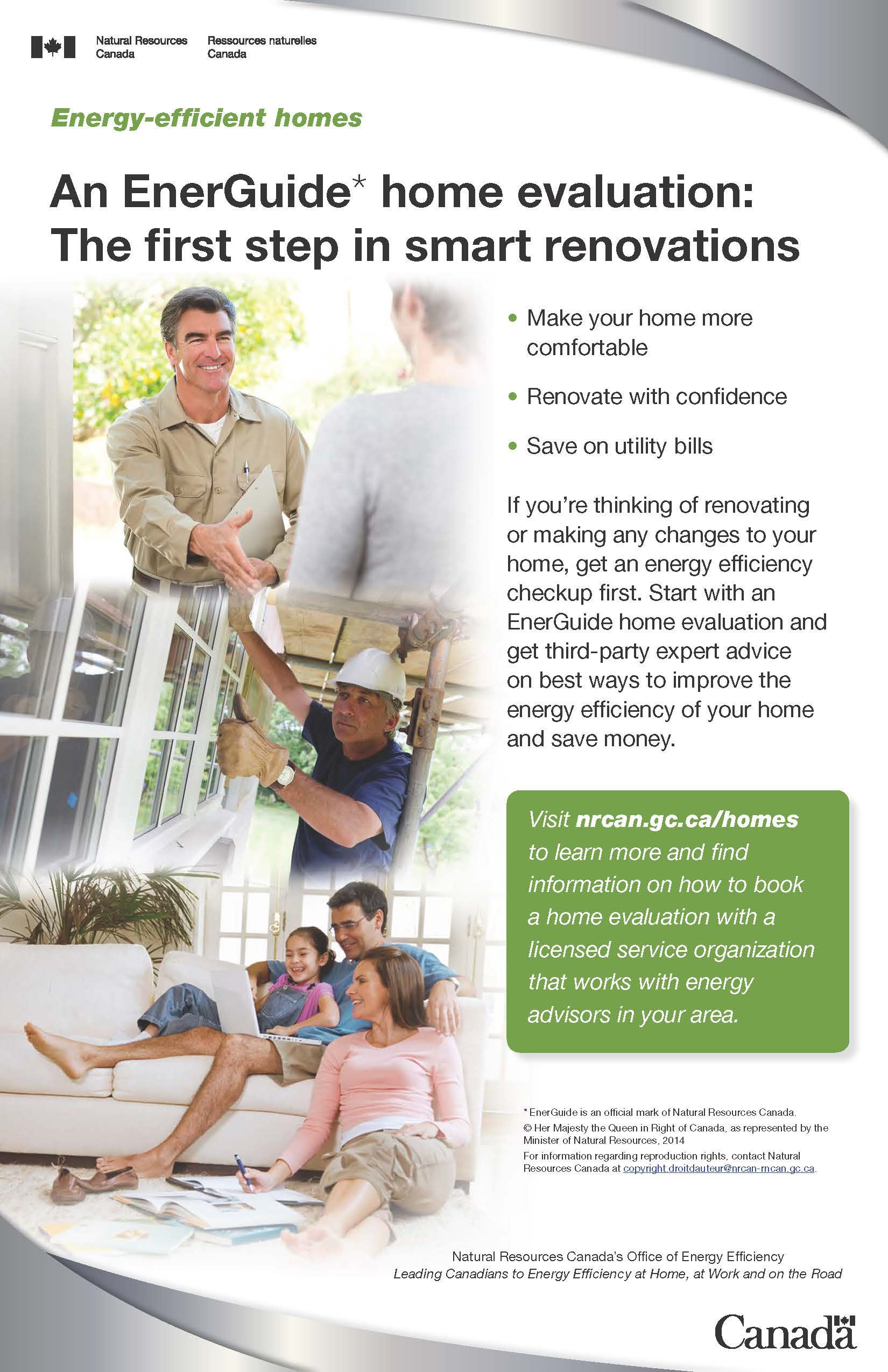 The first step in smart renovations (Poster)