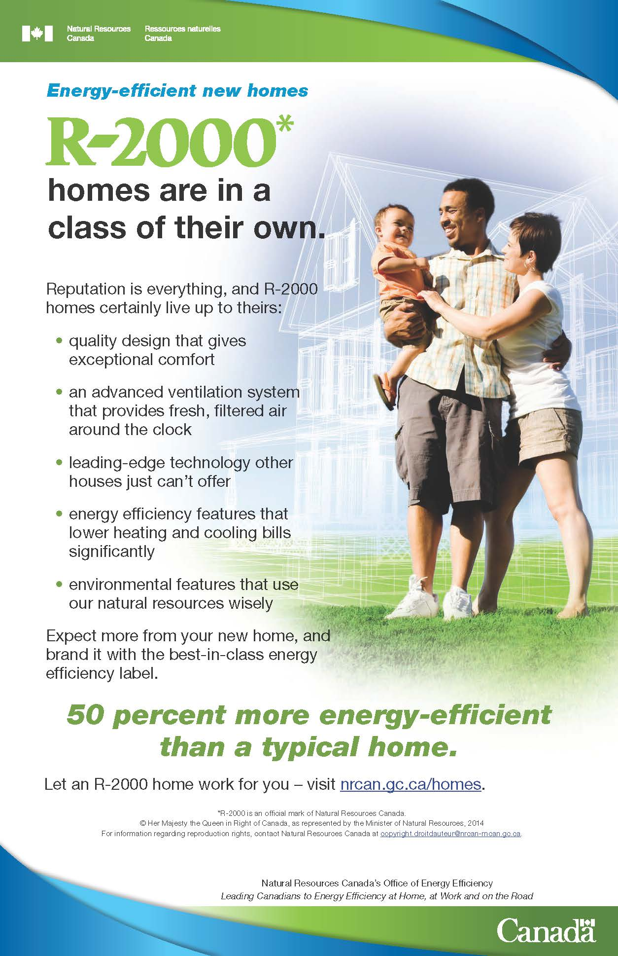 Why Choose an ENERGY STAR Qualified Home (Poster)