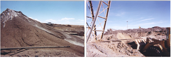 Dry stackable whole tailings (using a centrifuge process) demonstrated on a 20 tonnes per hour pilot scale