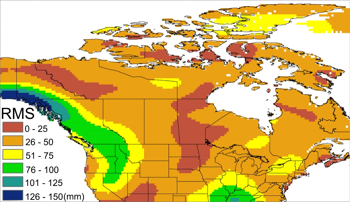 Remote Sensing In Support Of Groundwater Studies Natural - Us air moisture map