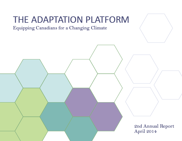 The Adaptation Platform 1st Annual Report March 2013
