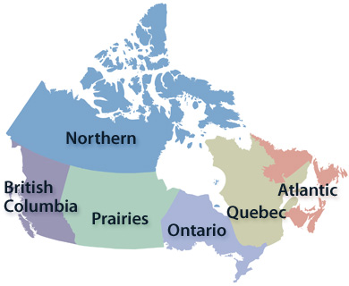 Regional Initiatives  Natural Resources Canada