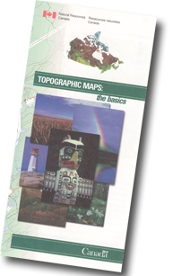 Topographic Maps ... The Basics brochure