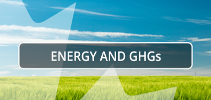 Energy and Greenhouse Gas Emissions (GHGs)