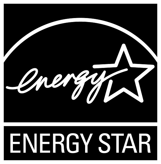 ENERGY STAR symbol, black