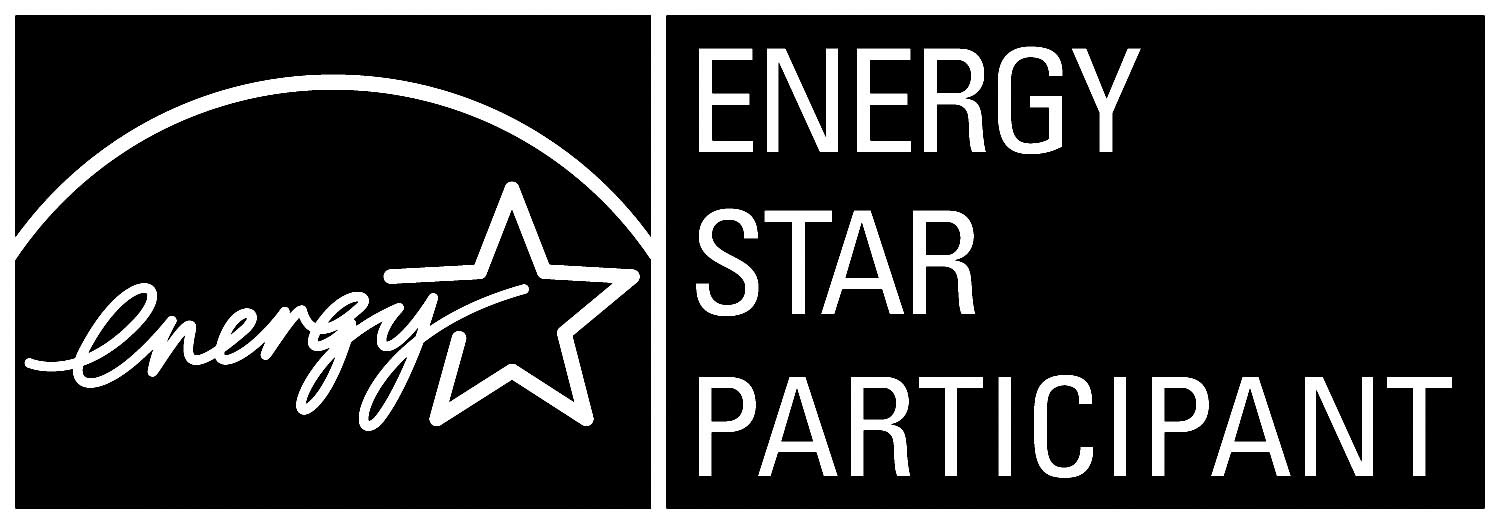 ENERGY STAR PARTICIPANT, horizontal black symbol