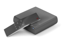 a streaming media player