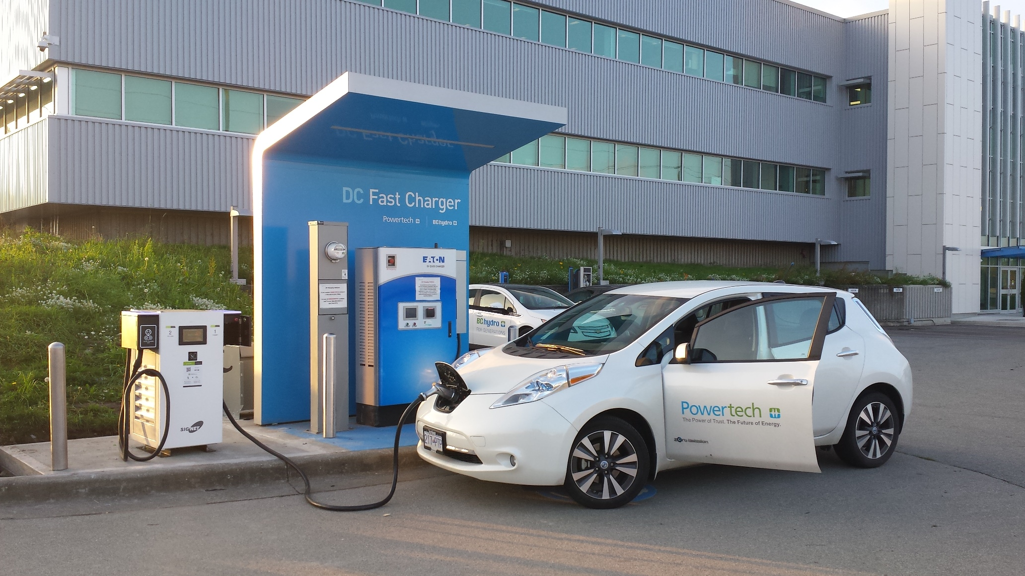 The British Columbia Electric Vehicle Smart Infrastructure