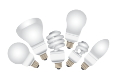 Light bulbs or lamps