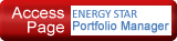 ENERGY STAR Portfolio Manager Access page button