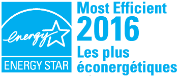 2016 - Energy Star Most Efficient