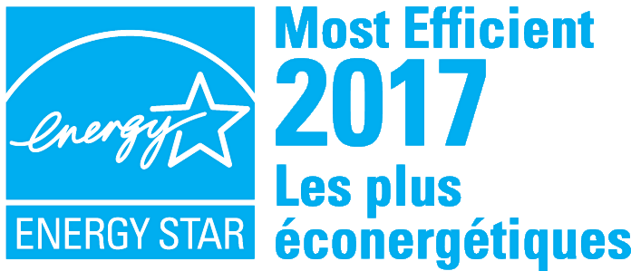ENERGY STAR Most Efficient 2017