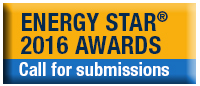 ENERGY STAR 2016  AWARDS, CALL FOR SUBMISSIONS