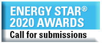 ENERGY STAR 2020 Awards Call for submissions