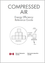 Energy Efficiency Reference Guide Compressed Air - Cover