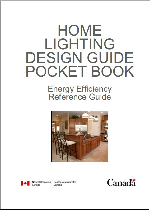 Home lighting design guide pocket book interior design for Home design rules