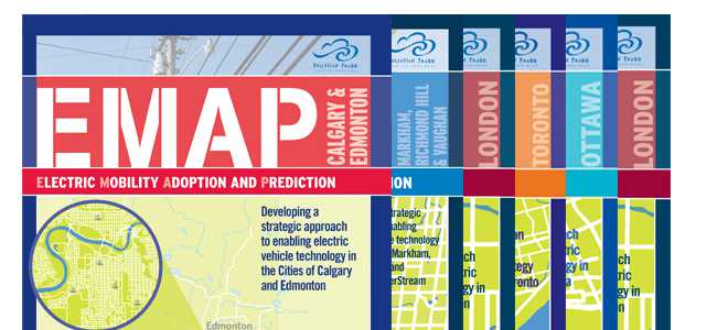 An EMAP report was produced for each partnering utility
