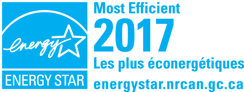 ENERGY STAR Most Efficient 2017 Les plus ecoénergétiques