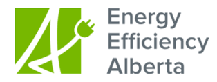 Energy Efficiency Alberta logo