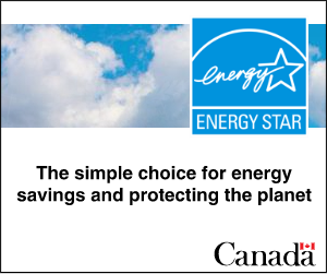 "Online advertisement- ""ENERGY STAR the simple choice for energy savings and protecting the planet"""