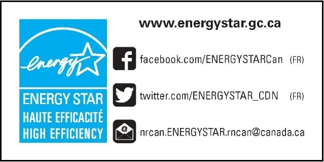 ENERGY STAR business card