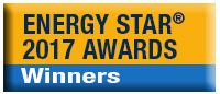 ENERGY STAR 2017 Award winners