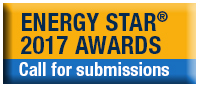 ENERGY STAR 2017 awards call for submissions