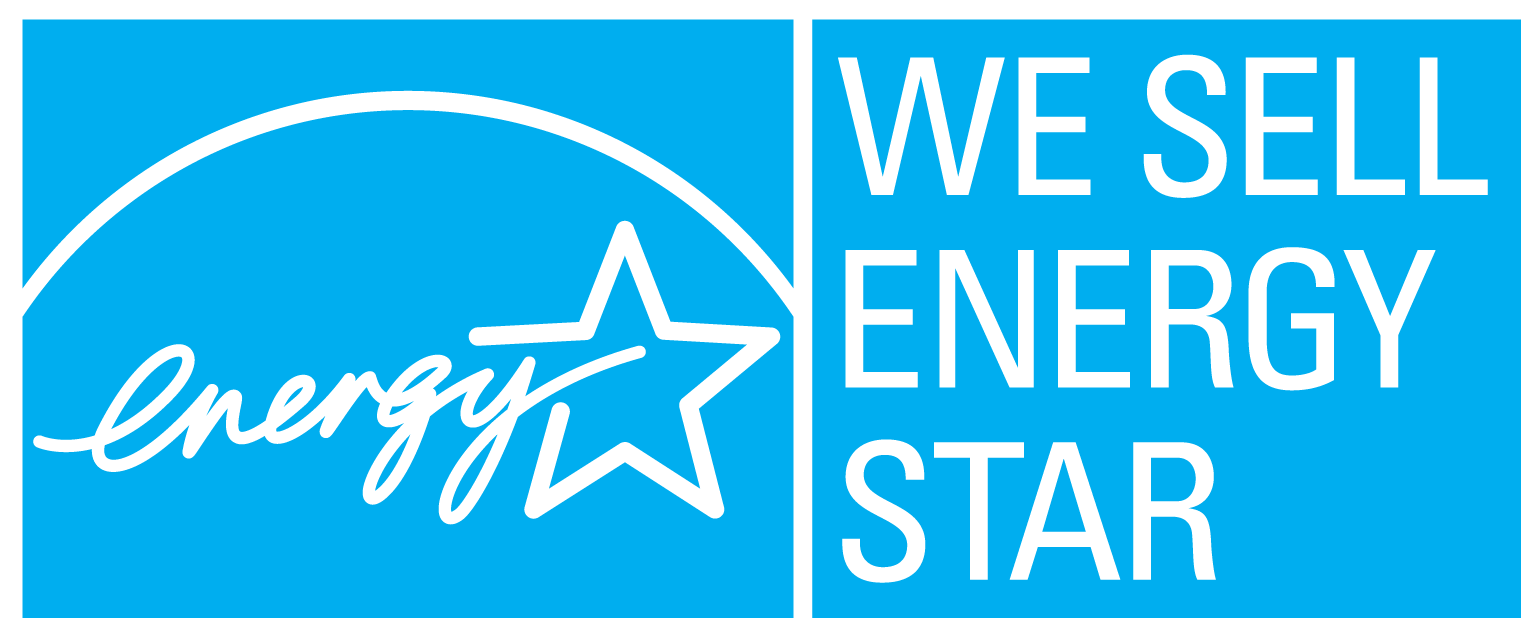 WE SELL ENERGY STAR horizontal symbol