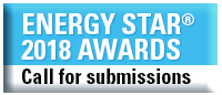 ENERGY STAR® 2018 Awards: Call for submissions