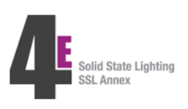 Logo for IEA 4E SSL Annex Conference