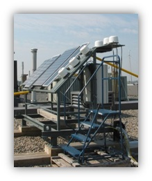 Solar Photovoltaic Array and Module Testing Facility