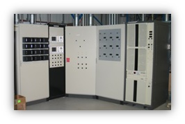 Grid-Simulator and Power Conversion Equipment Test Facility