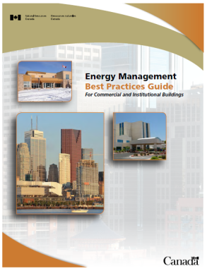 Image of the Energy Management Best Practices Guide for Commercial and Institutional Buildings