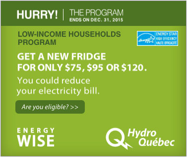 Fall 2015 energy star newsletter natural resources canada for Fenetre energy star quebec