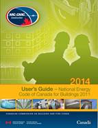 Image of the User's Guide to the National Energy Code of Canada for Building
