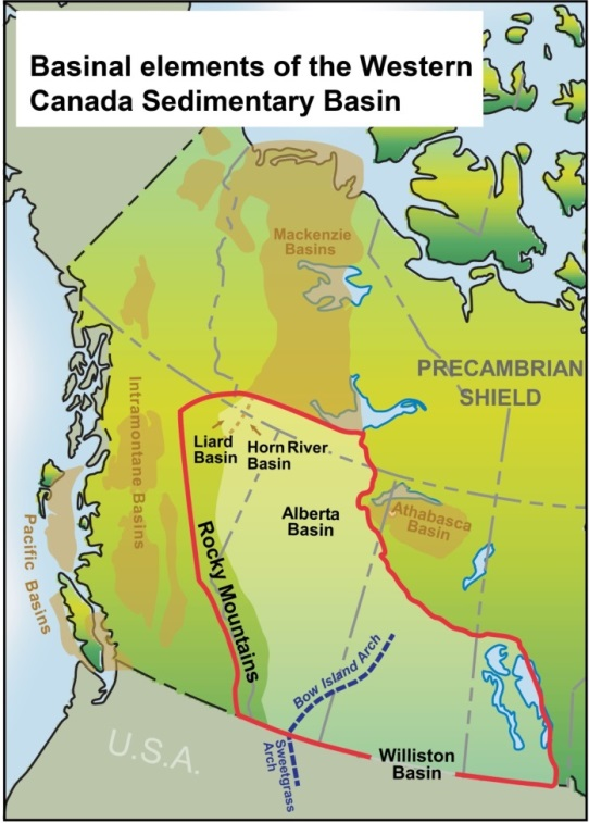 Alberta's Shale and Tight Resources | Natural Resources Canada