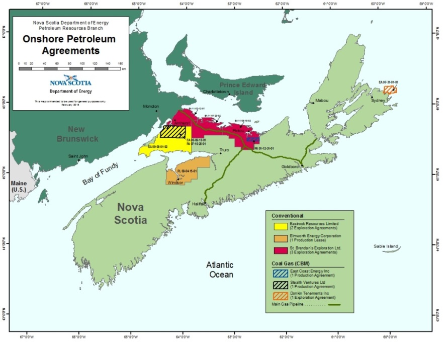 Nova Scotias Shale And Tight Resources Natural Resources Canada