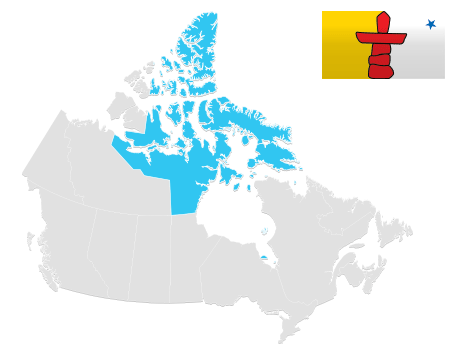 Map Of Canada Nunavut.Nunavut S Shale And Tight Resources Natural Resources Canada