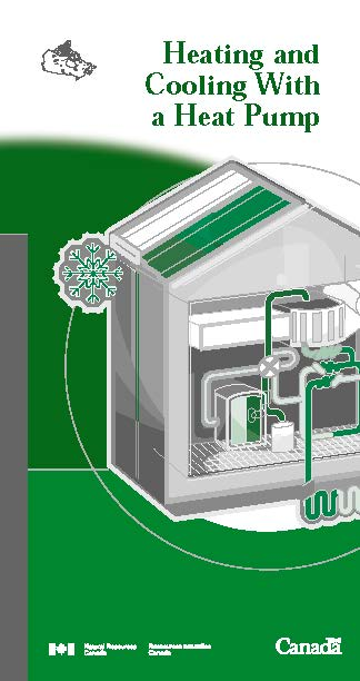 Heating And Cooling With A Heat Pump Natural Resources
